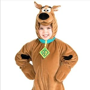 SCOOBY-DOO costume